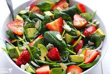 Ensaladas / Salad