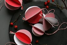 OOO - DECORATION / Decorations for occasions