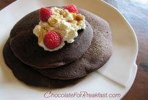 c h o c o l a te~ f o r~ b r e a k f a s t  / Welcome to Chocolate for Breakfast ... where pleasure meet permission.