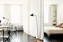 Studio Apartments / by Brea Buffaloe