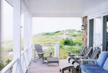 porches . veranda