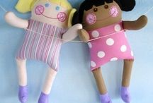 sewing: dollmaking / If I have found one of your photos inspiring and have pinned it, but you would like it to be removed, please just tell me in the comments, and I will be glad to do so. I am working hard to make sure all of my pins are linked correctly to their original source because I really love Pinterest and do not want to have to close my account! / by Kelley McDonald