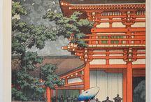 Japan Themed Art