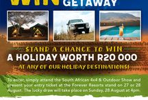 WIN the Ultimate Getaway