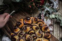 tarta de rosas brioche
