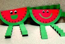 Meyveler Sanat Etkinliği
