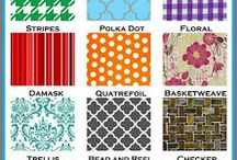 Glossary of fabric patterns