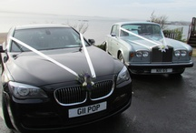 Wedding Car Hire / Wedding Car Hire Service provided to Fife, Edinburgh and Dundee
