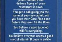 Work / Nursing - humour