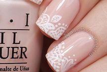 my wedding nails
