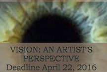 Vision: An Artist's Perspective /  UniteWomen.org and Gutfreund Cornett Art ask self-identified women artists to respond to and take an active role in this conversation, to create an exhibition
