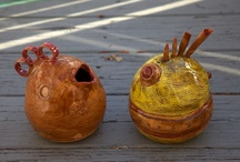 Pottery and Ceramics / Hand made ceramics are warm and beautiful