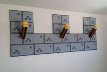 Phoenix mine craft bedroom