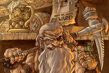 Dwarves. No Tossing. / Dwarves, short stature and loving it.