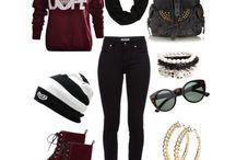 Fall wardrobe / by Donnette Bradley