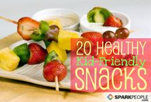 Snacks for Families on the Go / For fuel and fun. We collect snacks ideas for the whole family.