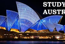 Australia Study / It is the sixth largest country in the world & has the lowest population density per square kilometer. Over 3, 50,000 international students from approximately 140 nations have gone to Australia in the year 2013. It has safe learning environment & multicultural Society. Standard of living & cost is viable.