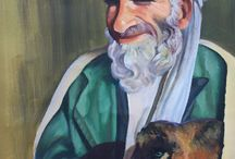 Ali Yaser Shoayb (1996 - ) / Art from Afghanistan.