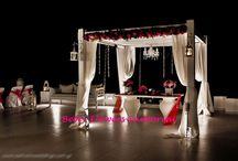 Gazebo & Arches flower decoration fairytale