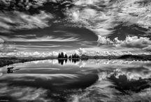 ЧБ / Черно-белые фотографии