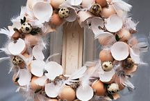 Easter wreath/deco