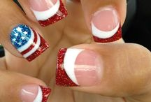 What pretty nails! / by Keri Perez