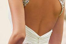 Bryllupskjoler uten rygg