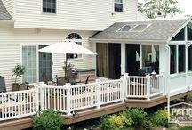 Patio / Home renovation