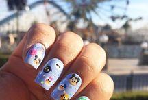 Disney Nail Art & Nail Designs