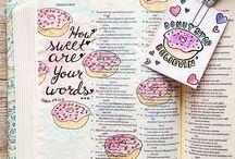 Bible Journaling - Psalms