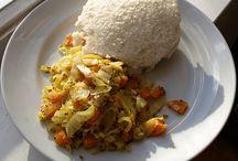 Afrikansk mat / African Food