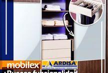 Mobiliario / Hecha un vistazo a las novedades en nuestro catálogo de muebles y accesorios para mueble y descubre cuánto puedes personalizar tu hogar.