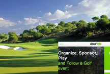 Golf Live Tour / Golf Live create and manage your event from computer and tablet, use 35000+ database, add sponsor to your event & messaging system to built-in analytic's. Contact us at 1-866-258-0957.