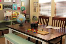 "Homeschool Room ""Pin-spiration"""