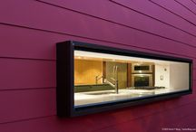 Kitchens with sliver windows / by misslanny