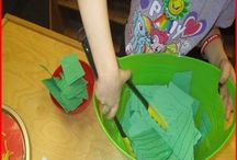 Dramatic Play / Activities and idea for the dramatic play area and incorporating the theater arts in the classroom.