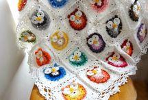owl blanket scraft