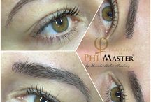 Phibrows / Microblading , perfect brows , pmu , eyebrows, phibrows , sprancene perfecte