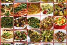 Zeytin yağlı yemek tarifleri