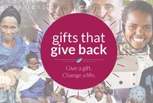 Gifts That Give Back / by Rachelle Polits