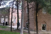 Türbeler - Tombs / Tombs of Ottoman Sultans Osmanlı Padişah  ve Sultan Türbeleri