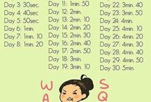30 day challenges | workout | weight loss
