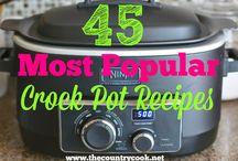 Crockpot/Slow Cooker / Food