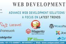 Web Development Company in Mohali - SwipeCubes Softs