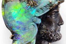 Amazing Opal Jewelry / Opal Jewelry from Austrailia and around the world