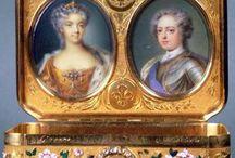 Maria Leszczyńska Królowa Francji