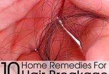 Hair home remedies