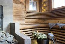 Sauna / Saunaremontti-ideoita äitille ja isille.