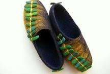 Footwear, shoes