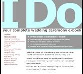 Wedding Ceremony Books